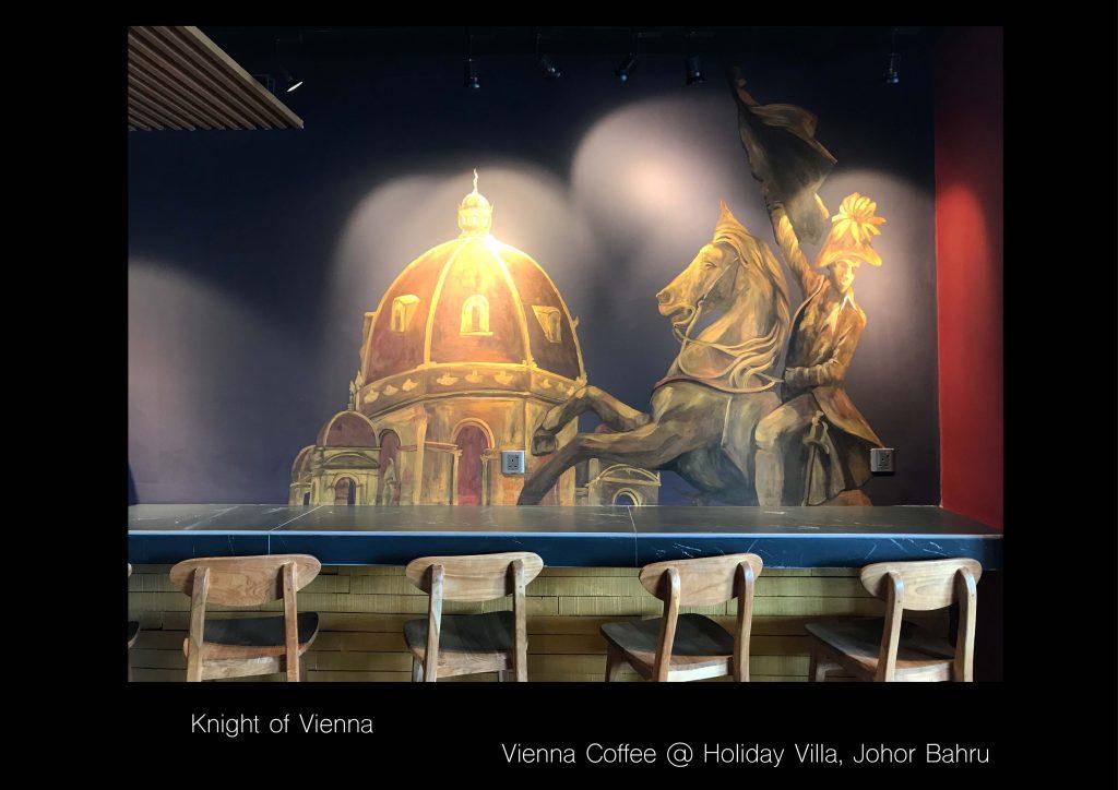 Knight of Vienna @ Holiday Villa, Johor Bahru